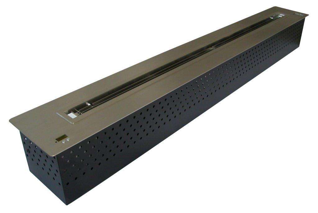 Remote controlled electronic ethanol burners BX range