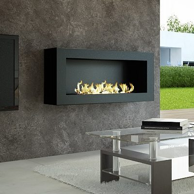 bioethanol wall fireplaces the choice of fire without constraints