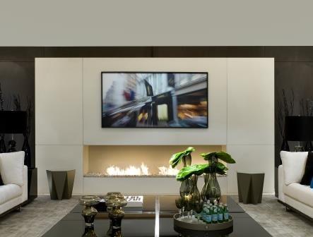 kamin tv installation tipps zum ethanol kamin und fernseher. Black Bedroom Furniture Sets. Home Design Ideas