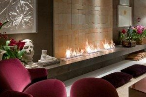 Design fireplaces
