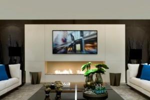 Modern fireplaces AFIRE