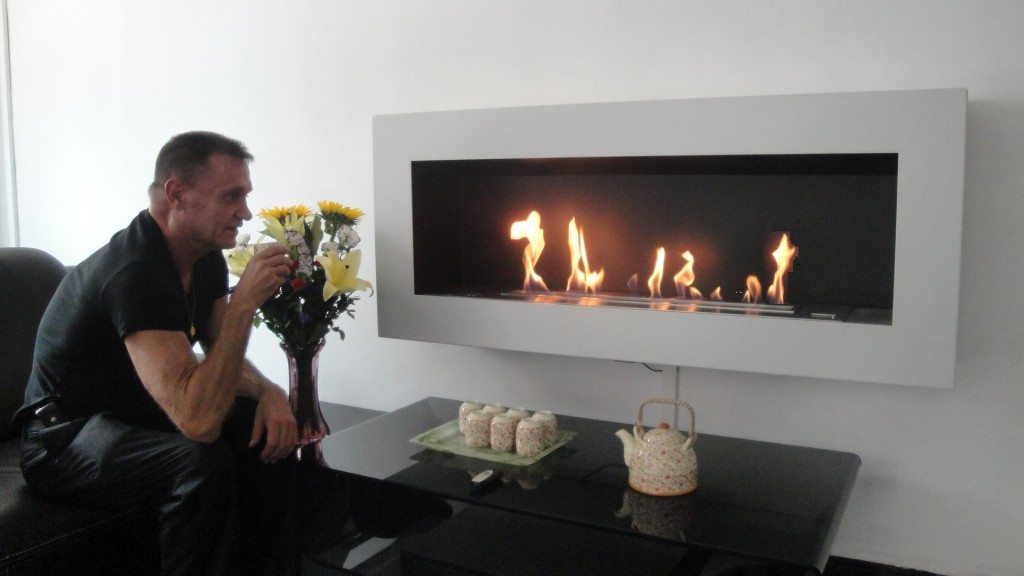 Bio ethanol fireplace BE150 AFIRE