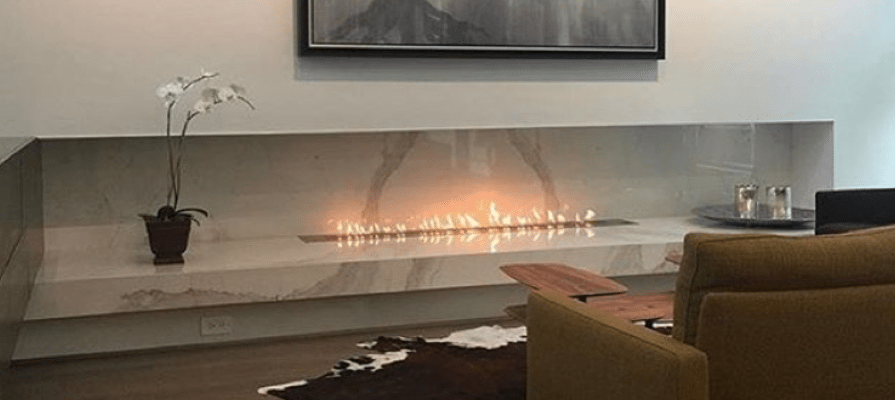 Smart ethanol burners