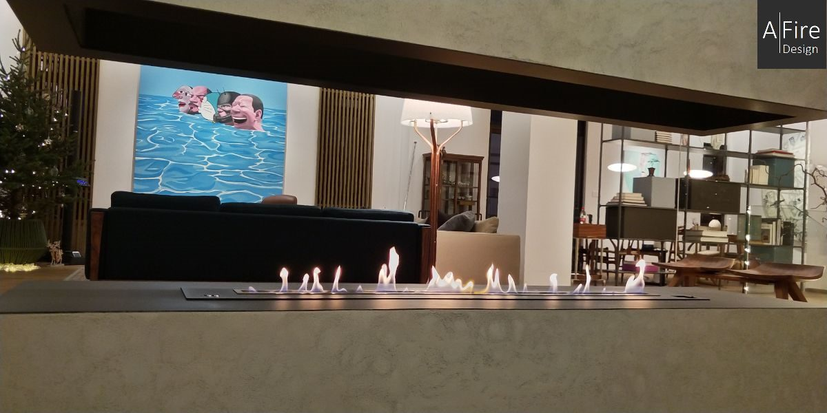 Ethanol burner insert home decoration ideas - AFIRE ...