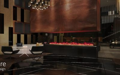 Water vapor fireplaces with UVC lamps: an AFIRE revolution